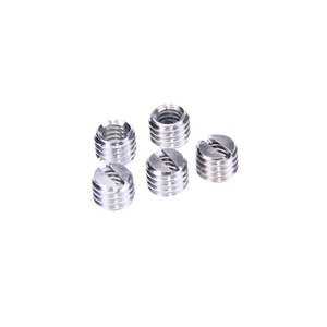 """Image 5 - 10pcs 1/4"""" to 3/8"""" Convert Screw Adapter for Tripod"""