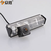 Car Rear View Camera For Mitsubishi Pajero Grandis Challenger Nativa Car Reverse Parking Assistance Rearview Camera