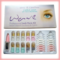 Eyelash Perm Kit Super Curling Wave Lotion False Eyelashes Curls Last Up T0 3 Months Perming Eye Lashes Permanent Makeup Set