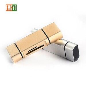 Image 5 - Micro USB sang Type C Adapter Hỗ Trợ Micro SD/Thẻ SD/MMC/Đầu Đọc USB Truyền Dữ Liệu OTG bộ Chuyển đổi Hỗ Trợ cho trang sức giọt