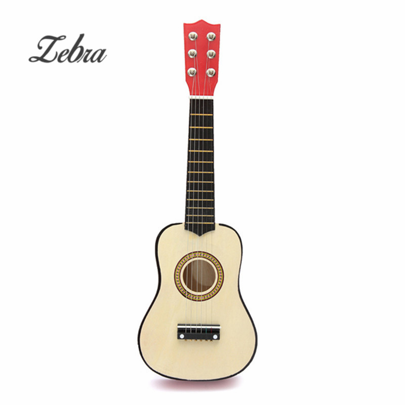 21 inch Wooden 6 Strings Acoustic Bass Guitar Guitarra Ukulele Musical Instrument for Beginners Children+Guitar pick+Wire string package sales 012 053 acoustic guitar string guitarra strings and tcm string cleaner strings conditioner package free shipping