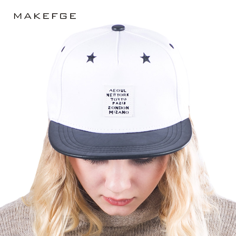 New 2018 Super Big Stars cap baseball Hat snap cap snapback caps Men women hip hop sport hats Gorras hat cap Five-star hat ...