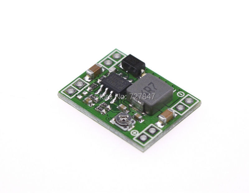 MP1584EN ultra-small DC-DC 3A adjustable power step-down module LM2596 24V turn over 12V 9V 5V 3V 1pc b3603 dc dc power supply adjustable step down module voltage 36v 3a 108w