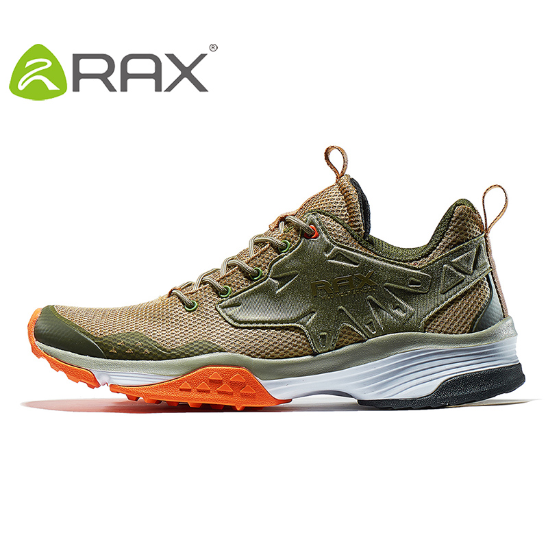 Rax Breathable Running Shoes For Men Women Sport Sneakers Outdoor Women Running Shoes Mesh Athletic Trail Running Shoes mulinsen men s running shoes blue black red gray outdoor running sport shoes breathable non slip sport sneakers 270235