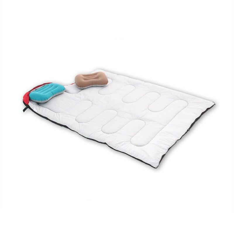 Para Baixo Saco de Dormir Saco de Dormir Confortável 210*80 cm
