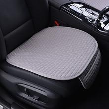 Sedia Auto Cuscino Auto Cuscino Del Sedile di Quattro Stagioni Nuovo Generico Pezzo di Lino Cuscino Del Sedile Auto Copre Mat (6 di Colore)