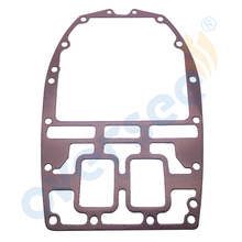 OVERSEE NEW V6 BASE GASKET FITS YAMAHA OUTBOARD 76 DEGREE 200 225 250 61A-45113-A0-00 61A-45113-A0