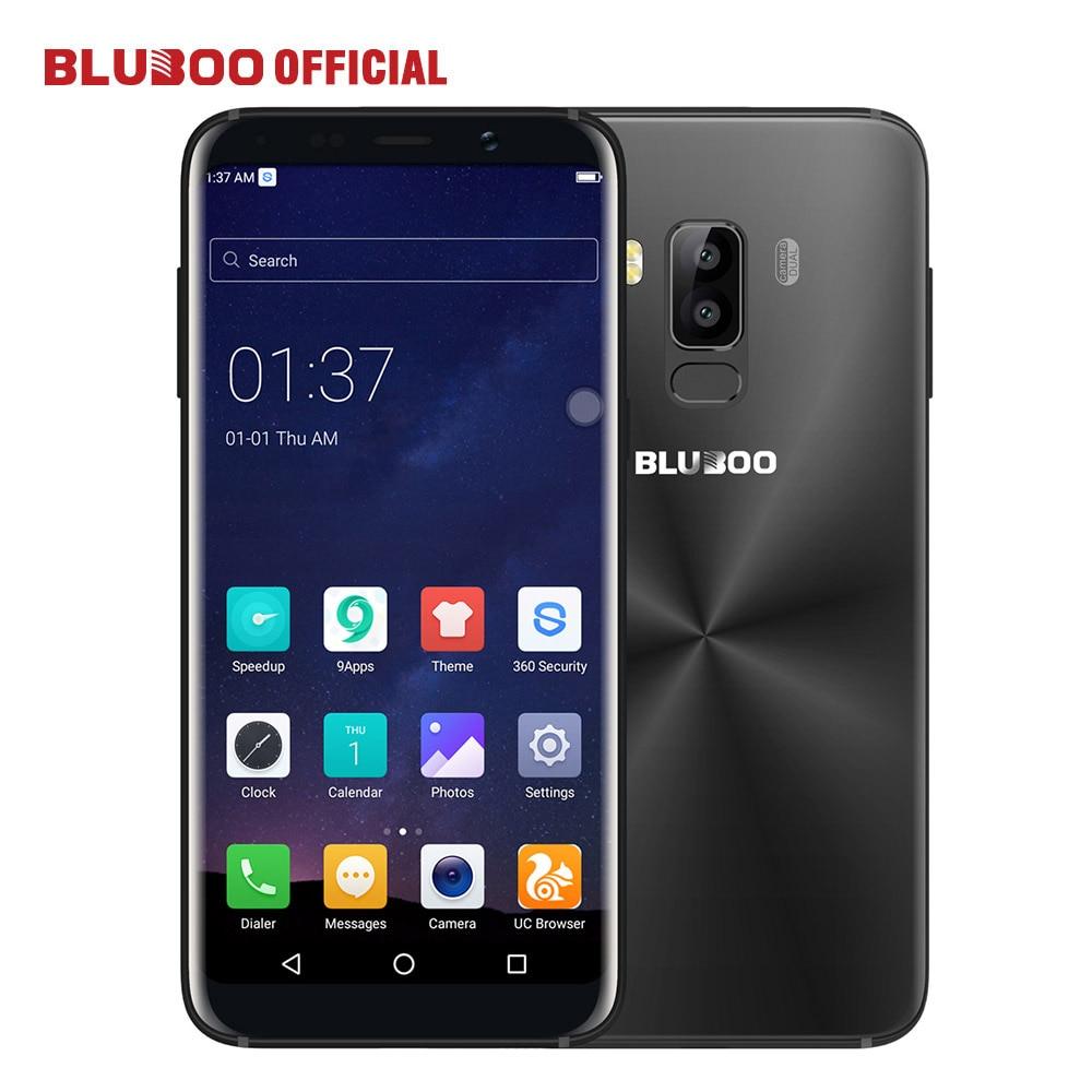 Bluboo S8 5.7 ''4G Smartphone 18:9 Pieno Schermo
