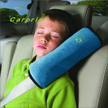 Auto car-styling car styling Baby Children Safety Strap Car Seat Belts Pillow Shoulder Protection feb21