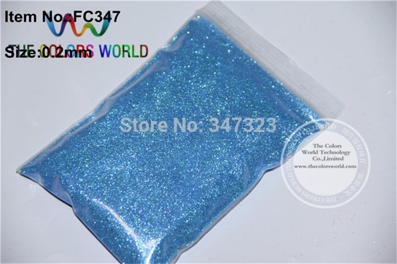 atacado 0 2mm 008 tamanho shinning rainbown luz azul colorido po glitter