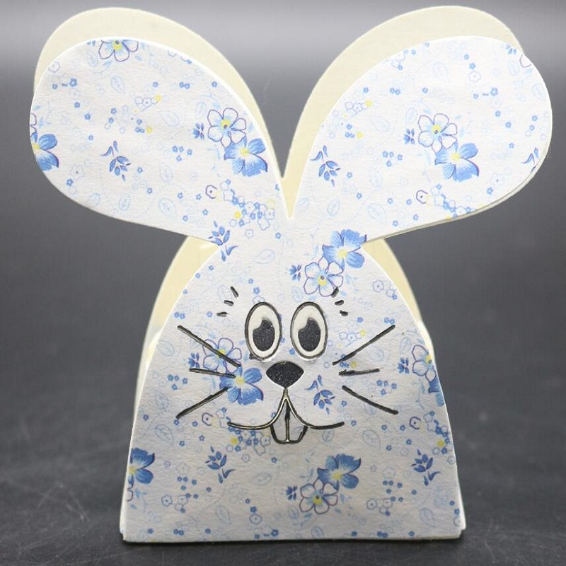 FeLicearts 3D bunny box metal cutting dies for DIY scrapbooking albulm photo decorative embossing craft card making stamps dies in Cutting Dies from Home Garden