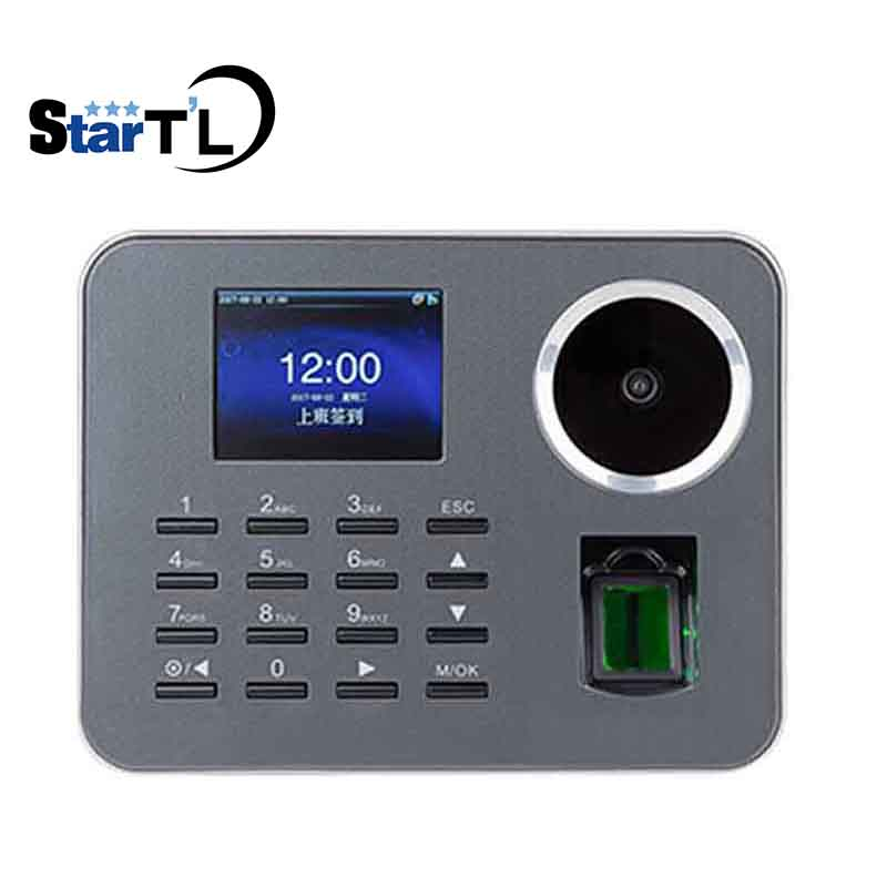 Newest Palm Time Attendance Biometric Time Recorder Attendance Electronic Time Clock ZK IClock360-P