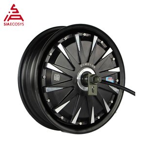 Image 1 - Cost effctive QS 3000W 40H V1.12 BLDC In Wheel Hub Motor for electric scooter