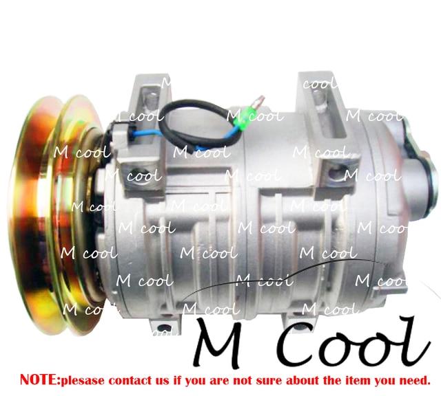 파키스탄 자동차 냉장고 자동차 tm21 1 그루브에 대 한 클러치와 높은 품질 새로운 tm21 ac 압축기 펌프 24 v z0006435a
