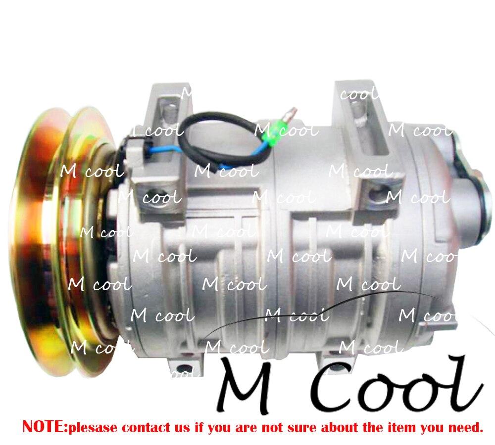 High Quality New TM21 Ac Compressor Pump With Clutch For Pakistani car refrigerator 1Grooves 24V Z0006435A
