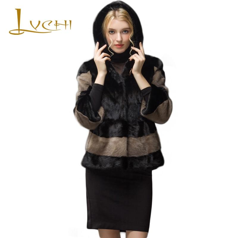 LVCHI Παλτό παλτό δέρματος από δέρμα - Γυναικείος ρουχισμός - Φωτογραφία 1