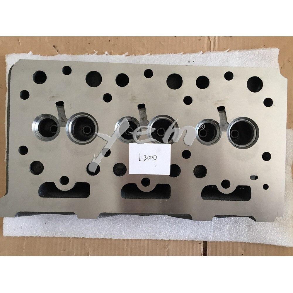 For Kubota Engine L2000 Cylinder Head For Tractor Engine