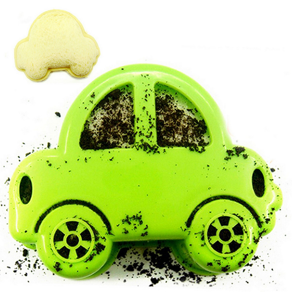 Cute Car Sandwich Maker Bread Mold Mould Stamp Cutter Cookie