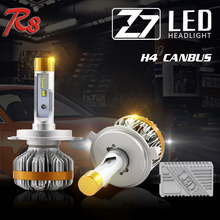 R8 Factory New Design High Lumen Auto Head Lamp H4 H13 9004 9007 Hi Lo Beam