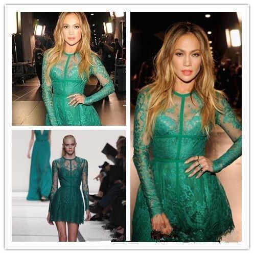 Image result for Cocktail dresses Model Green