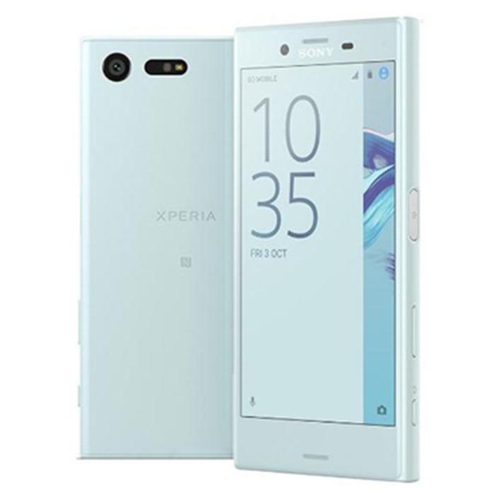 Unlocked Original Sony Xperia X Compact F5321 3GB RAM 32GB ROM 4.6 Inch Octa Core 23MP Camera Single SIM Android Mobile Phone