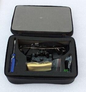 Image 5 - Keplerianas estilo Binocular Dental lupa 3X 4X 5X 6X 7X lupas médicas quirúrgicas ENT microscopio 3.5X 4.5X 5.5X gafas lupa