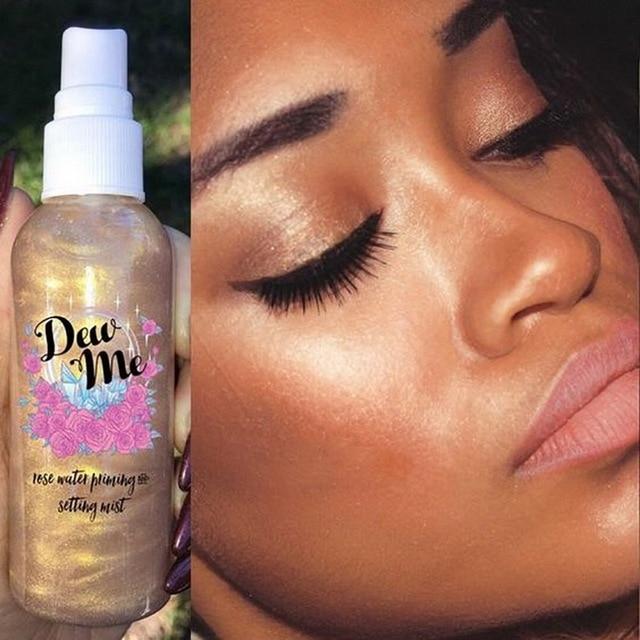 PHOERA Essence Spray Refreshing Moisturizing Primer Women Face Cosmetic Fresh Light Long Lasting Matte Finish Base Maquiagem 3