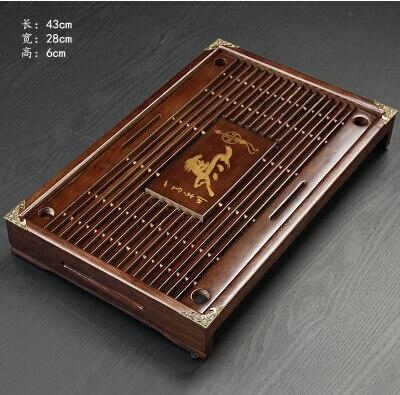5 designs Can Be Chose High Quality Wooden Tray Wood Tea Table Tea Sea Tea Set