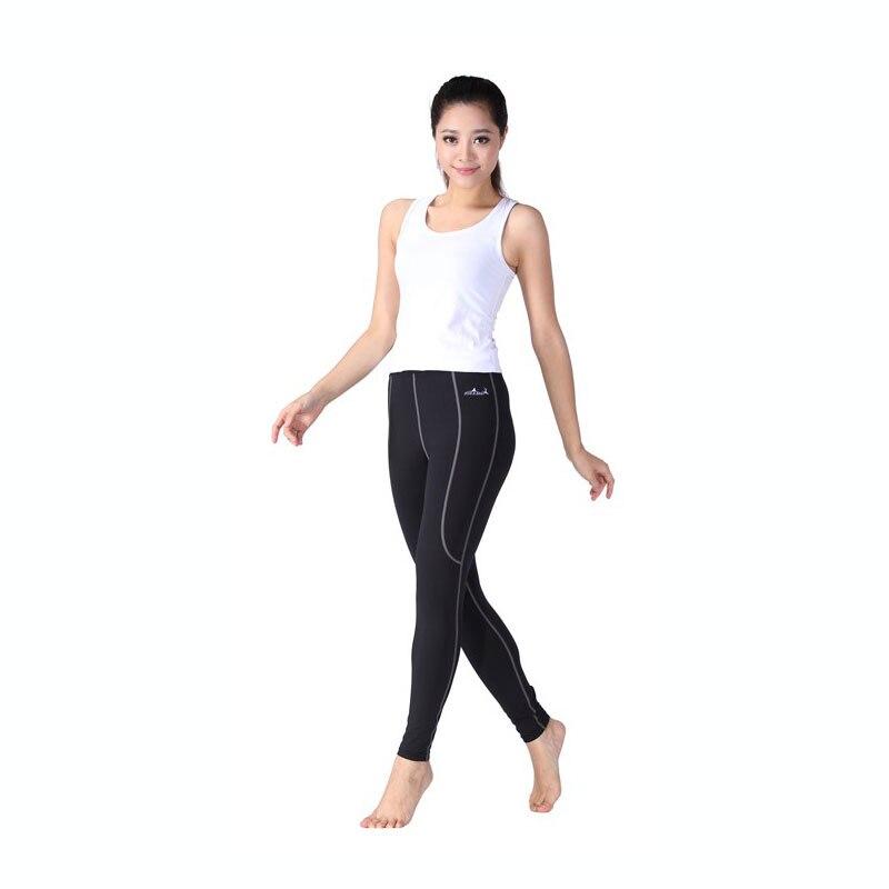Women and Men Drop Shipping Wholesale 2017 Swim Pants - Swim Tights - Swimming Pants Unisex Swimming Suit Dive Skin