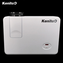 Kenitoo Wholesale Portable HDTV Projector Big Screen Projector Multimedia Importers Support 1080P LED Home Projector With USB