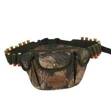 Сумка на ремне для охоты на открытом воздухе, тактическая камуфляжная Спортивная Сумка для кемпинга, походов, поясная сумка, новая