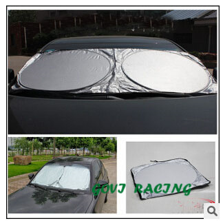 1 pc 150 70cm car sun shade car window sunshade cartoon - Parasol coche cars ...