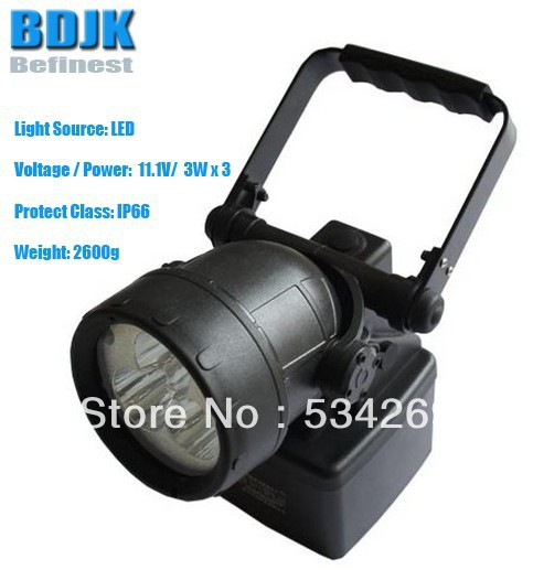 led explosion proof flashlight strong led flashlight with 1000 meters effective distance Portable LED Lanterns/ LED Flashlight / Lights & Lighting with 120 Meters Effective Distance