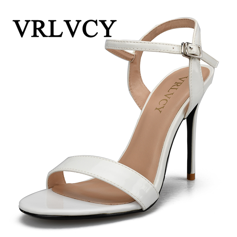 New Sexy Women Sandals High Heel Gladiator Sandals Women Ladies Fashion Contract Candy Color Sexy Peep Toe Dancing Sandals