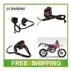 SHINERAY X2 X2X 250CC dirt bike kierunkowskaz przełącznik wielofunkcyjny akcesoria darmowa wysyłka