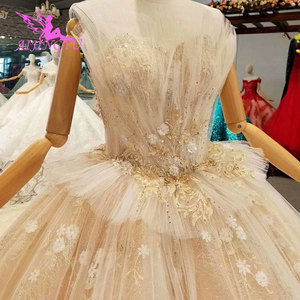 Image 3 - AIJINGYU Plus Size Boho Wedding Dresses Jumpsuit Gown engagement Pleats Weddimg Bridal Designers Gowns Dubai Wedding Dress