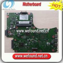 100% Working Laptop Motherboard for toshiba C650 V000225110 Series Mainboard,System Board