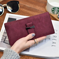 6 Colors Zipper Separable Wallet Female Carteira Feminina Women Purse Long Bow Wallets PU Card Holders Purse Portefeuille Femme