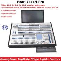 Pearl Expert Pro Avolites Stage Lighting Controller Titan 9 1 10 0 10 1 System Titan