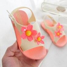 2019 New Kids Sandals for Girls Shoes Summer Beach Lovely Fl