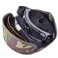 Военная Тактическая Airsoft Goggle Очки Открытый Спорт Пейнтбол Очки Стрелялки Охота Очки
