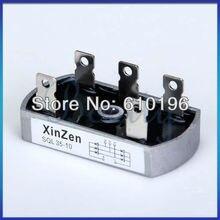 Мостовой Выпрямитель 3 Фазы Диода 35A Amp 1000 В SQL35A НОВЫЙ 3 ШТ.