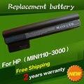 5200 mah batería del ordenador portátil para hp/compaq mini 110-3000 cq10 cq10-400 cq10-500 607763-001 607762-001 hstnn-db1u hstnn-e04c hstnn-06ty