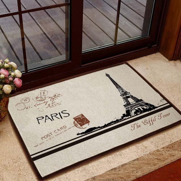 Paris Bath Rug Promotion Shop for Promotional Paris Bath Rug on - Tile Decorating Ideas