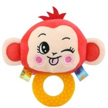 Baby Plush Toys Rattles