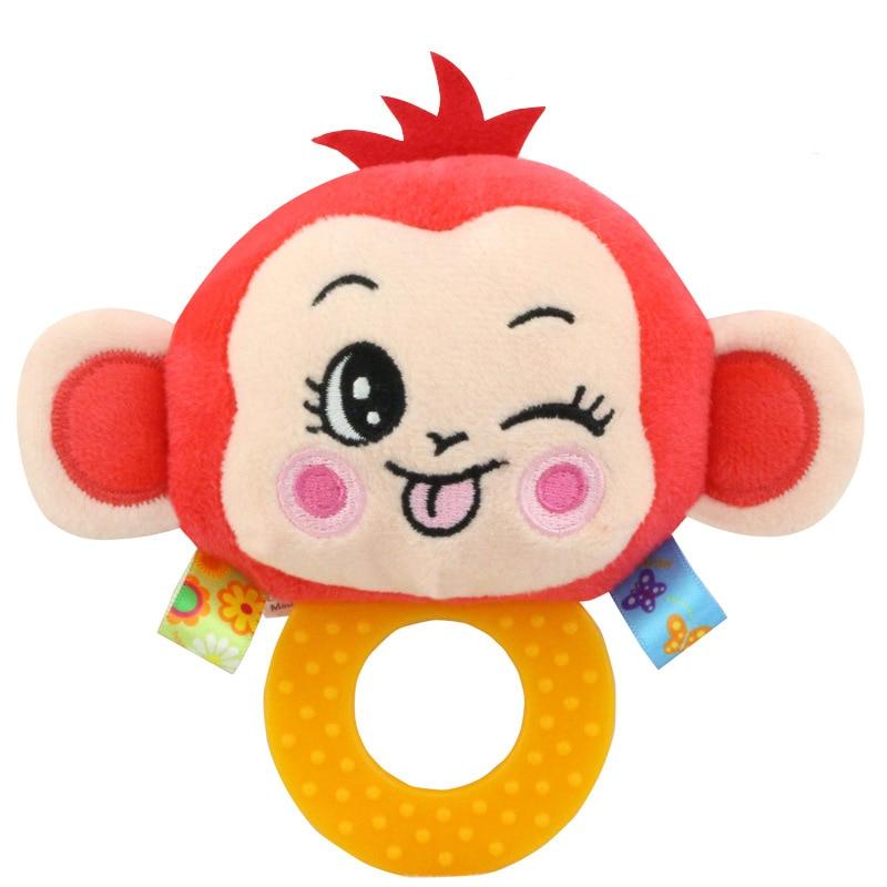 Ευτυχισμένο το μωρό χέρι μαϊμού - Βρεφικά παιχνίδια - Φωτογραφία 2