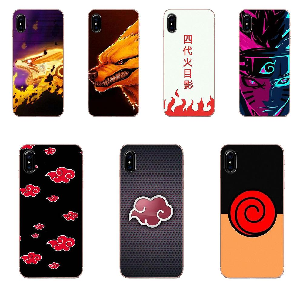 Anime Naruto Soft Rubber Phone <font><b>Case</b></font> For <font><b>Huawei</b></font> Mate 7 8 9 10 20 P8 <font><b>P9</b></font> P10 P20 P30 <font><b>Lite</b></font> Plus Pro 2017 image
