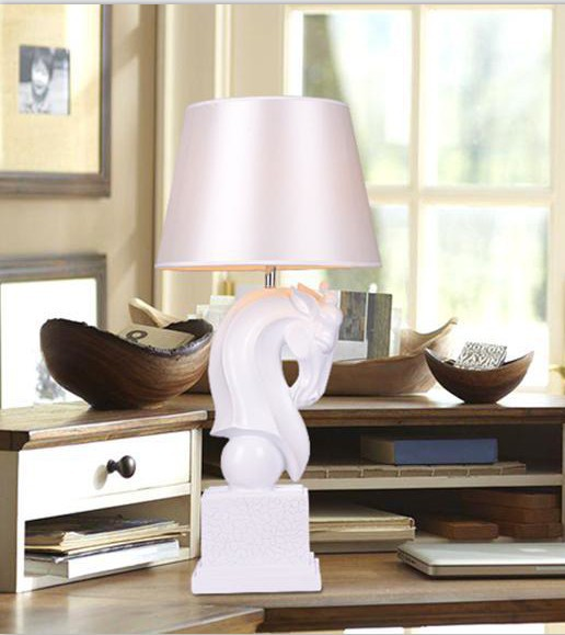 Table Lamp Bedroom Bed, Decorative Table Lamps, Stylish