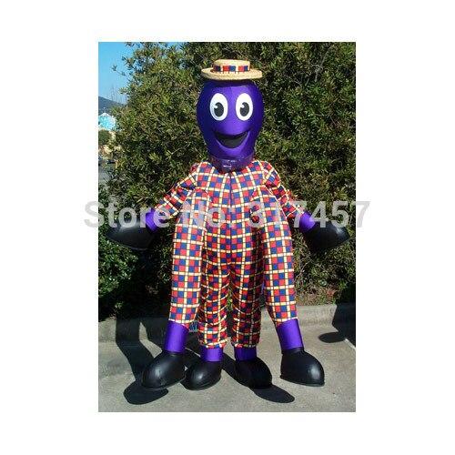 New Arrive Cute Henrytheoctopus Fancy Dress Mascot Costume Adult