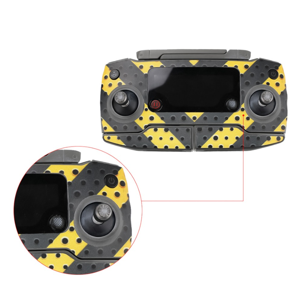 For DJI Mavic 2 Zoom Pro RCGEEK Silicone Case Cover Controller Skin Accessories